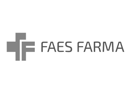 Logotipo Faes Farma