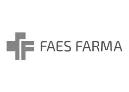 Logotipo Faes Farma