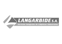Logotipo Langarbide